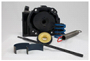 PTFE Coated Automotive Components